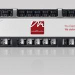 Example of corporate branding on OEM server